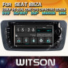 Lettore DVD dell'automobile di Witson Windows con il GPS per la sede Ibiza (W2-E8790)