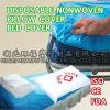使い捨て可能な非編まれた枕カバー(HFPO11203)