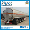 3 Radachse Oil Tanker Semi Trailer für Sale