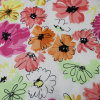 100%Cotton Voile Fabric per Apparels con Flower Printed (60X60/90X88)
