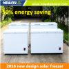 50% energiesparende 12V Gleichstrom verwendete Comercial Solargefriermaschine