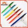 Тонкая пластичная ручка гостиницы для промотирования (BP0241)
