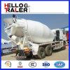 O melhor misturador concreto de venda do caminhão de 8-16cbm HOWO em África