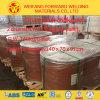 Fil de soudure protégé du gaz de MIG de fil de soudure de CO2 enduit de cuivre d'acier doux d'Aws Er70s-6 0.8 millimètre 1.0 millimètre 1.2mm