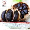 Venda quente japonesa alho preto envelhecido 300g