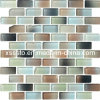Wall와 Floor Decoration를 위한 혼합 Color Glass Mosaic Tiles