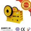 Capienza della Cina frantoio a mascella di pietra dei 100 t/h nuovo per estrazione mineraria