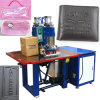 Plastique à haute fréquence de doubles têtes//PVC en cuir gravant la machine en refief