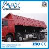 35cbm Box Volume를 가진 60ton Tipper Trailer