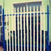 Qualitätw Lattenpalisade-Zaun