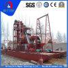 Mini navio da sução da areia de ferro para a mina da areia do mar