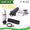 Cierre óptico de la junta óptica Fosc 24 / empalme mecánico de la fibra