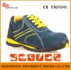 O esporte de escalada da segurança dos estilos calç o dedo do pé de aço S3