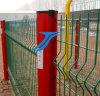 Сваренная изготовлением загородка ячеистой сети