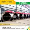 DongyueのフライアッシュAACのブロックの生産工場は/機械を作る通気されたコンクリートブロックをオートクレーブに入れた
