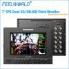 Appareil-photo-Top par radio Monitor d'Equipment avec Dual 3G/HD-Sdi