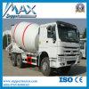 Baixo caminhão móvel diesel do misturador concreto de Sinotruk HOWO 8m3 9m310m3 do preço para a venda