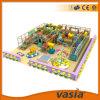 Cour de jeu d'intérieur d'enfants intéressants de Vasia avec les jeux mous (VS1-2132A)