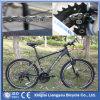 Bici del país cruzado de la bici de montaña de la suciedad de la bici de la colina del marco de la aleación/bici Pocket