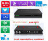 10000+ canales IPTV gratis Quad Core Android HD receptor de satélite