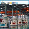 Pelota de madeira da biomassa de China que faz a linha para a energia