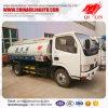 7 toneladas 1000 galones de la calle de coche de motor de riego para la venta