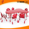 Guardería Kids Study Furniture Table y Chairs (YQL-19602A)