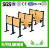 Сильная деревянная таблица мебели школы с стулом складчатости (SF-03H)
