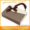 Boîte-cadeau de papier exquise fabriquée à la main