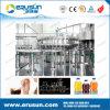 Chaîne de production carbonatée par bouteille de boissons d'animal familier