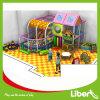 Campo de jogos macio interno personalizado comercial do brinquedo plástico do tipo superior