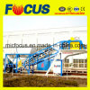 Pianta d'ammucchiamento concreta di basso costo, impianto di miscelazione concreto mobile Yhzs50/60