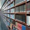 Einseitiges Bibliotheks-Möbel-Fabrik-Preis-Stahl-Bücherregal