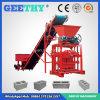 Qtj4-35b2フィリピンの機械を作る空の煉瓦ブロック