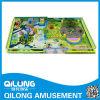 Plastic Indoor-Spielplatz in Gute Größe (QL-3023D)