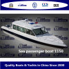 Barco de passageiro 1150 do mar