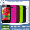 CE Certification 4 Inch China Android Cell Phone (H20)