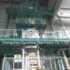raffineria dell'olio di palma della strumentazione della raffineria dell'olio vegetale 50t/D