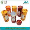 Round Tube Paper Packaging Box kundenspezifisch anfertigen für Tea