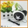 Écouteurs pliables légers de bandeau de lecteur MP3