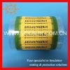 Radiation Cross-Linked Polyolefin Oil Based Marker Sleeve