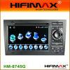 Navegación del coche DVD GPS de Hifimax para Audi A4/S4/RS4 2002-2008 (HM-8745G)
