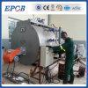 Natural horizontal Gas Boiler pour Food Plant Production Line