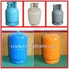 Argelia 12 kg de GLP tanque de gas de 15 kg de cocina GLP Cilindro Cilindro 12,5 kg de GLP para Kenia