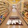 슈퍼마켓 비닐 도표는, 광고를 위한 도표 스티커를 인쇄하는 디지털을 마루청을 깐다