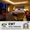 Mobilia accogliente della camera da letto di stile impostata per l'hotel cinque stelle (EMT-HTB05-8)