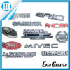カスタマイズされたChrome 3D Auto Logo Car EmblemsおよびBadges