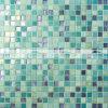 Melt смешивания 15X15mm плитка мозаики голубого горячего стеклянная (BGC004)