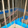 De bouw verbindt Verzegelend pvc Waterstop voor Bouwconstructie