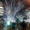 De openlucht Waterdichte LEIDENE Lichten van Kerstmis